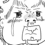 赤ちゃんは泣き顔でさえ可愛い