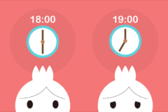 【子育てしやすい働き方】19時定時は子育て世帯には厳しいから18時にして欲しい